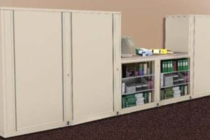 modular office storage