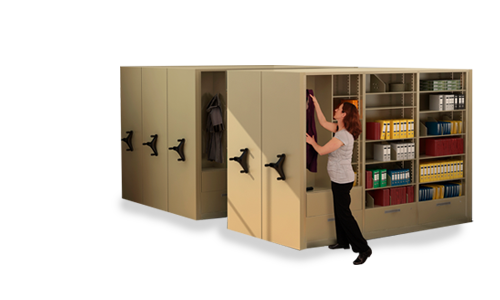 Solutions of Excellence - in <span>Office Storage Systems</span>