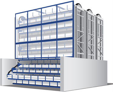 Long Goods Storage Ellis Systems