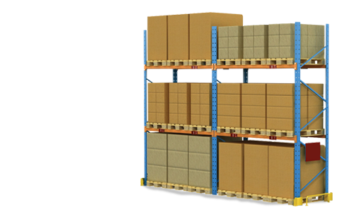 Solutions of Excellence - in <span>Pallet Racking & Industrial Shelving</span>